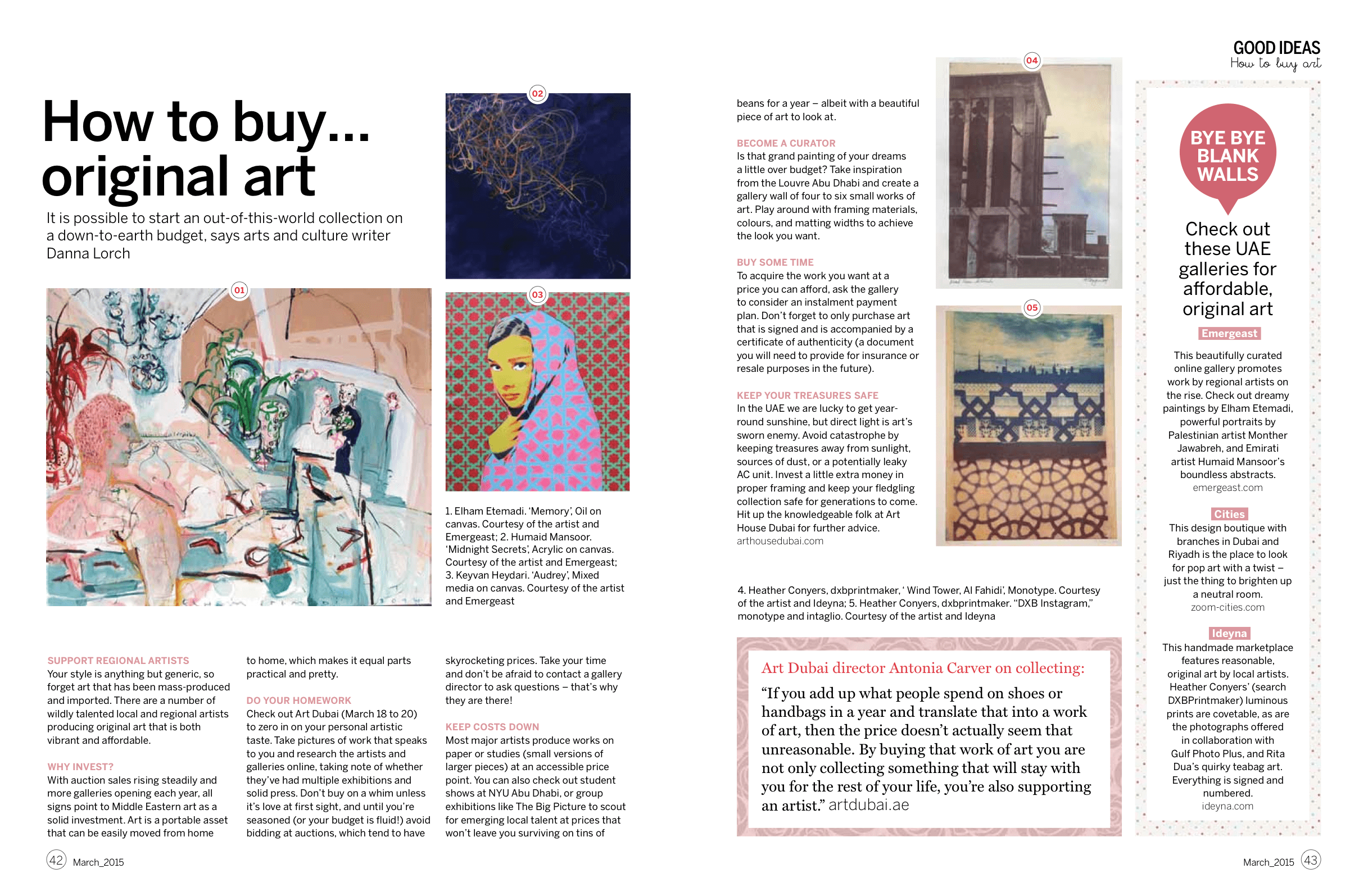 how to buy original art emergeast